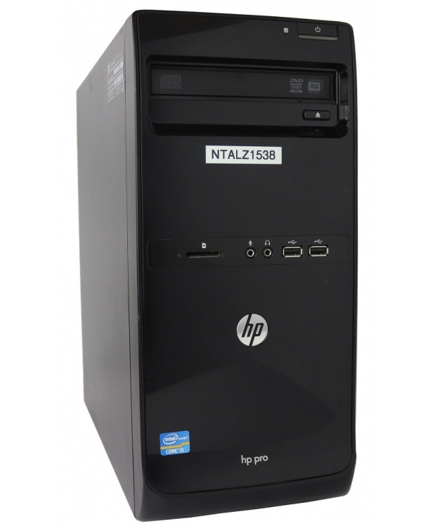 HP Pro 3500 MT Core I3 3240 4GB RAM 250GB HDD