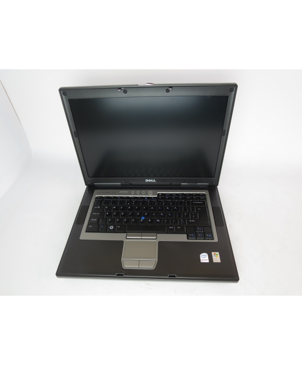 15.4 DELL LATITUDE D830 CORE 2 DUO 2.0GHz 4GB RAM 80GB HDDНоутбук 15.4 DELL LATITUDE D830 CORE 2 DUO 2.0GHz 4GB RAM 80GB HDD фото_1