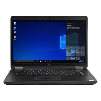 "БУ Ноутбук Ноутбук Dell Latitude E5470 14"" Intel Core i5-6300U 8GB RAM 320GB HDD"