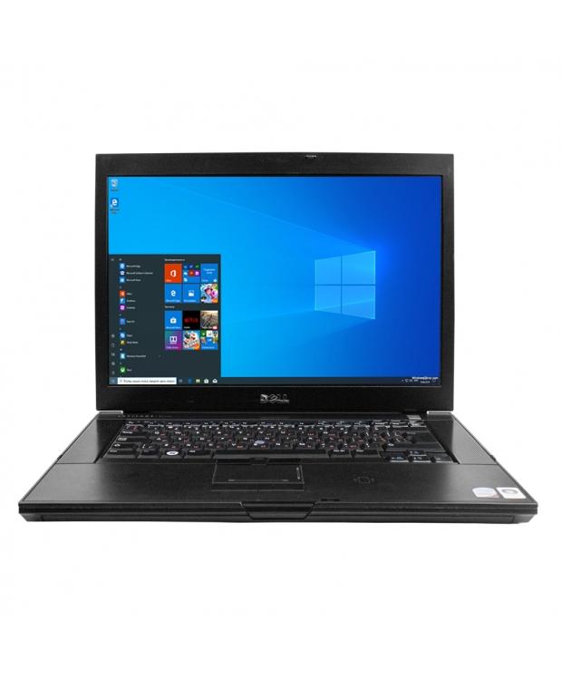 Ноутбук DELL LATITUDE E6500 15.4 Intel Core 2DUO P8400 4GB RAM 160HDD