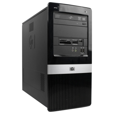 Системный блок HP 3010 Intel® Core™2 Quad Q8400 4GB RAM 320GB HDD