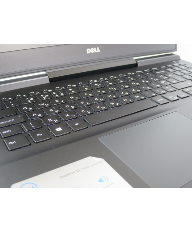 Игровой 15,6 FullHD DELL INSPIRON 7566 I7-6700HQ 16 DDR4 1Tb GeForce GTX960Ноутбук Игровой 15,6 FullHD DELL INSPIRON 7566 I7-6700HQ 16 DDR4 1Tb GeForce GTX960 фото_4