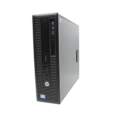 HP 800 G1 SFF 4x ЯДЕРНЫЙ CORE I5 4570 8GB DDR3 500GB HDD