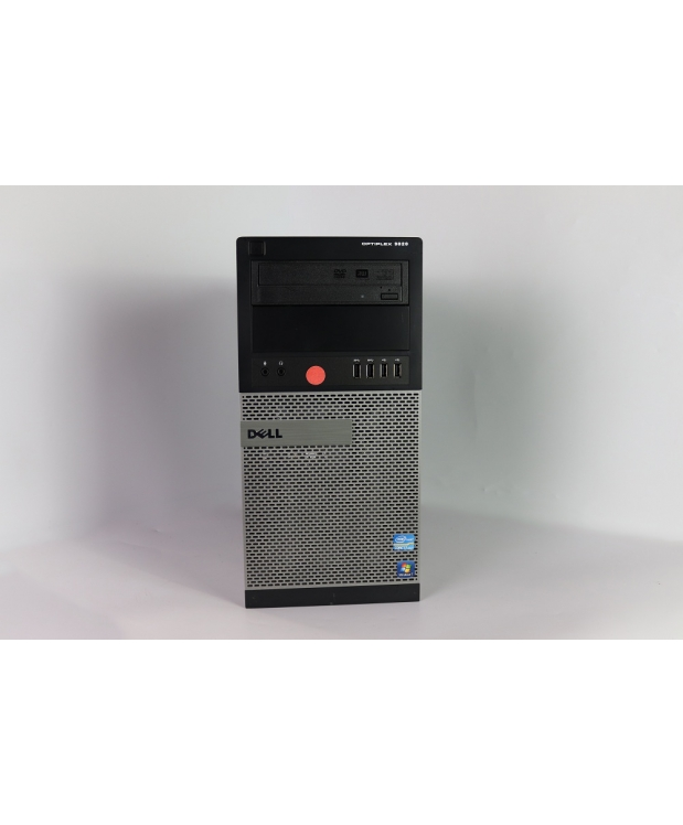 DELL 9020 Tower 4x ядерный Core I7 4770 4GB RAM 320HDD фото_2