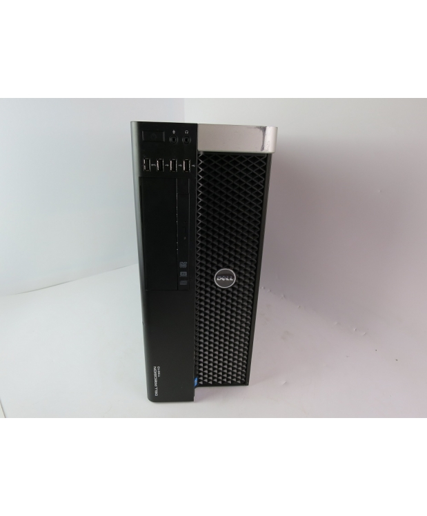 Системный блок  DELL PRECISION T3610 WORKSTATION 4CORE XEON E5-1607 V2 16GB RAM 160GB HDD фото_1
