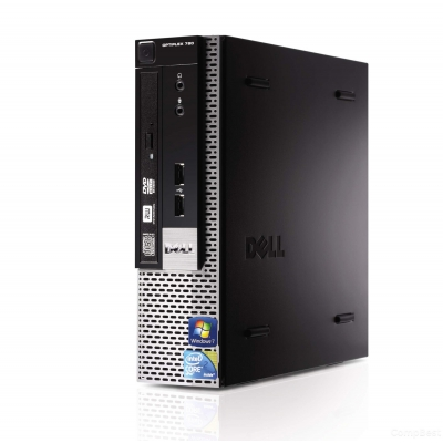 Системный блок DELL 780 USFF Intel Core2 Duo E8400 3 GHz  DDR3 4GB RAM 160GB HDD