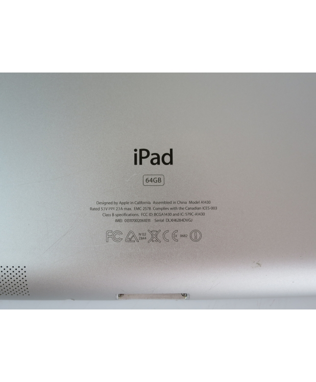 Apple iPad 3 (model A1430) 64gb 3G + WiFi фото_9