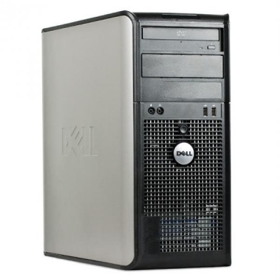 Системный блок DELL OPTIPLEX 755 DT CORE 2 QUAD Q6600 2.33 GHZ 4 ядра